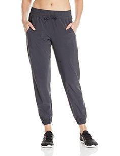 Lucy Womens Do Everything Cuffed Pant Fossil Medium * Check out this great product.
