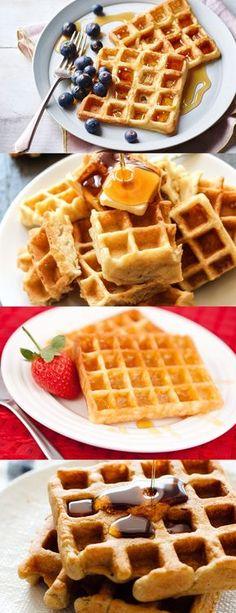 Waffles Super Crocantes e DELICIOSOS! Separe as claras das gemas. Nesta etapa, use o mixer (ou varinha mágica). Numa tigela, misture as gemas com a farinha... #receita#bolo#torta#doce#sobremesa#aniversario#pudim#mousse#pave#Cheesecake#chocolate#confeitaria Waffles, Cookies, Mixer, Recipies, Deserts, Food Porn, Brunch, Food And Drink, Yummy Food