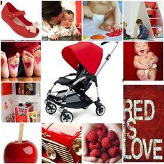 RED IS BEE LOVE - Embajadores del color - Madresfera