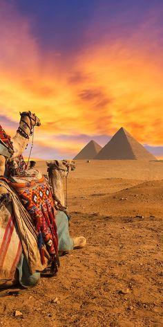 Pyramids of Giza, Egypt- Travel Destination Giza Egypt, Pyramids Of Giza, Luxor Egypt, Egypt Travel, Africa Travel, Places To Travel, Places To See, Time Travel, Uk And Ie Destinations