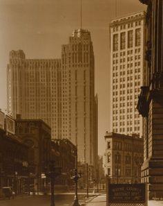 Guardian building Detroit