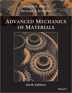 Advanced Mechanics of Material