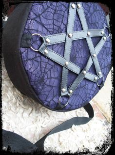 pentagram bag by black pearl
