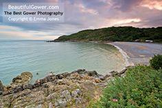 Pwlldu Bay by Emma Jones