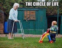 The circle of life !!!!