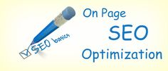 optimise website for search engines