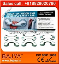 RK Imports: Instant Bathroom and Household Safety Bar