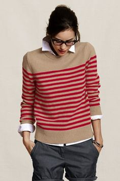 I'm never one to say I can't wait for fall cause honestly, I want summer to last forever. But I do love to wear a good sweater.  #landsendcanvas