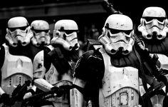battle hardened Stormtroopers