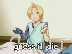 When u break another one of Winry's automats