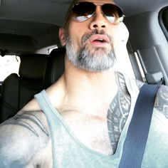 """883.6k Likes, 7,784 Comments - @therock on Instagram: """"As per yoosh with fans, I'll break the ice and talk some shit. Put my truck in park, get out, take…"""""""