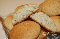 Biscuiti cu banane si cocos (de post) - LaLena.ro Baby Food Recipes, Vegan Recipes, Thing 1, Biscotti, Allrecipes, Cornbread, Banana Bread, Yogurt, Food And Drink
