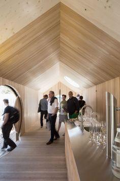 Innauer-Matt Architekten, Darko Todorovic · Pavillion KG