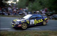 #WRC #555 #IMPREZA #mcrac
