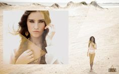 Areia Jewelry by Crystal Amador Photo by Manuel Vélez Styling Annie Jo Galib Model Paola Rodriguez for Modelos Element