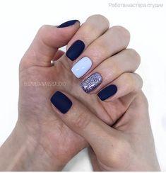Simple Elegant Nails, Precious Nails, Nails News, Short Square Nails, Bridal Nails, Green Nails, French Nails, Nails Inspiration, Beauty Nails