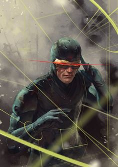 Cyclops by Oscar Romer *