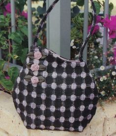 Sewing pattern to make the Sophia Bag PDF pattern by charliesaunt