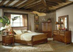 Merveilleux Caribbean Style Bedroom | NEW King Size Caribbean Style Bedroom SET   $1850  (Mt.