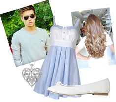 """""""Picnic With Liam"""" by taylaa-mariee ❤ liked on Polyvore"""