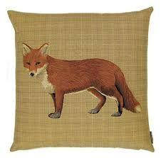 fox cushions - Google Search