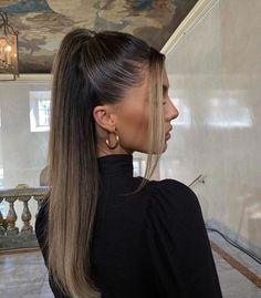 Hair Inspo, Hair Inspiration, Aesthetic Hair, Grunge Hair, Hair Day, Pretty Hairstyles, Casual Hairstyles, Hair Hacks, Dyed Hair