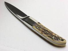 R.W.Loveless ラブレス スティッフホーン ナイフ 完璧なブレード