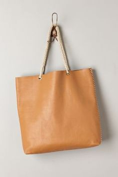 Viajero Tote #anthrofav #greigedesign