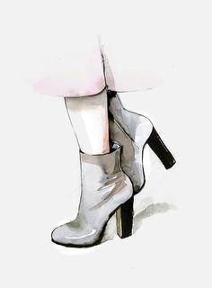 Céline Do you like my tight sweater ? - Caroline Andrieu: Favorite fall 2013 shoes - part one