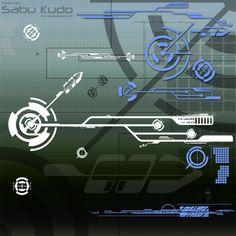 SK Tech Brush Set 1 by Sabu-Kudo.deviantart.com on @DeviantArt