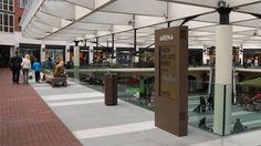 blom&moors - Herinrichting winkelgebied Arena