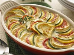 Foodista | Recipes, Cooking Tips, and Food News | Ratatouille With Brie