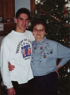 Andy and Fran Johansen (Mom)