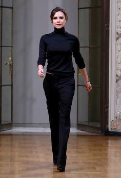 Victoria Beckham Autumn/Winter 2018 Ready To Wear | British Vogue