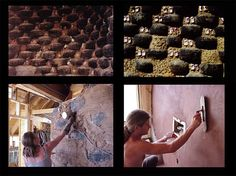 earth homes with tires | for more information please check out www earthship org
