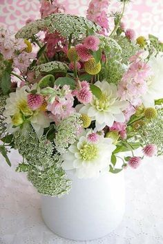 Learn about types of pink flowers and see pink flower images to help you find your perfect flower arrangements.