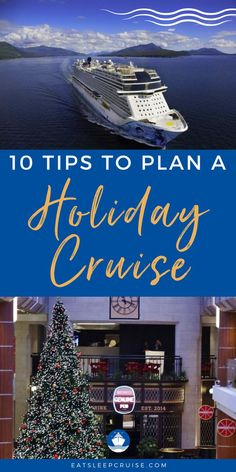 If you are thinking of cruising during the upcoming holiday season, we have 10 essential tips for planning a holiday cruise. The holidays are a great time of the year to take a cruise vacation. No matter what cruise line (Royal Caribbean, Disney, Carnival, etc.) you will find Holiday Magic aboard the ships. From planning early, using a travel agent, to booking private tours, and so much more. Check out our post for planning a cruise during the holidays, and have a stress free holiday cruise. Packing List For Cruise, Cruise Vacation, Plan A, How To Plan, Royal Caribbean, Time Of The Year, Tours, Holiday, Travel