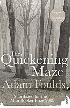 February || The Quickening Maze by Adam Foulds