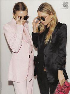 mary-kate ashley olsen event style sunglasses leather jack jacket