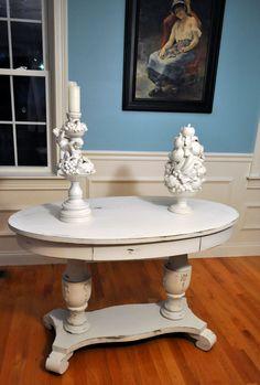 EMPIRE TABLE. $225.00, via Etsy.