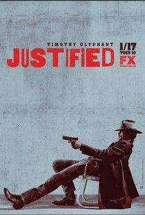 Justified (3ª Temporada) - Poster / Capa / Cartaz - Oficial 1