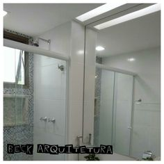 Projeto de arquitetura - Ap Tijuca Banheiro