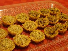 ... Foods/receptions on Pinterest | Phyllo cups, Appetizers and Baked brie