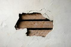 Many old homes have crumbling plaster. Here's how to repair your old plaster and save the historic character of your old home.