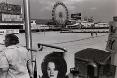"mpdrolet: ""Atlantic City, New Jersey, 1971 Lee Friedlander """