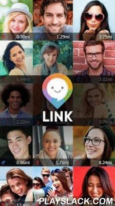 LINK - With People Nearby  Android App - playslack.com ,  Top Ranked Social App World-Wide! Introducing LINK, the only social network you need. Whether you're new to town or just feel like chatting, LINK instantly connects you with others nearby! Join local interest groups, meet new people, or chat with friends and family. No matter what your social needs are, LINK's got you covered - anytime, anywhere. - See who's nearby in your city. You never know who you'll meet next!- Create, find, and…