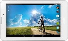 Acer Iconia Tab 7 A1-713HD Tablet-PC, Android 4.4 (KitKat), Quad Core Cortex A7, 17,8 cm (7 Zoll) Weiß