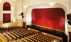 Eureka Springs Auditorium - THE AUDITORIUM