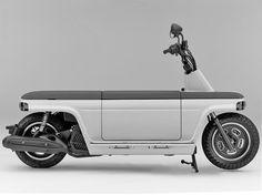 Honda NCZ50 aka MotoCompo