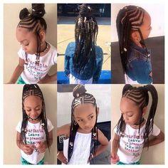 30 idées de coiffure pour fillettes aux cheveux afro – CONFESSIONS D'UNE BEAUTY LOVEUSE